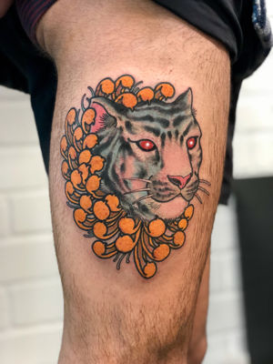 Ink Arcade Ink Arcade Tattoo Studiosnowleopard