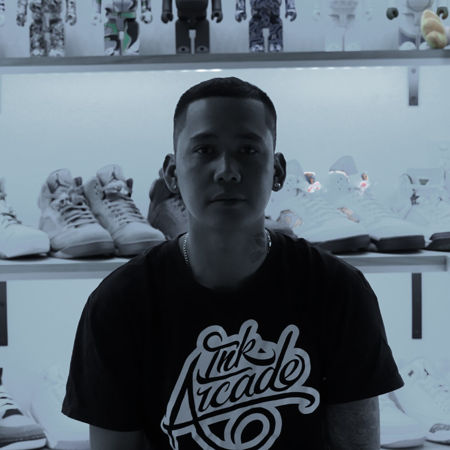 Ink Arcade Gino